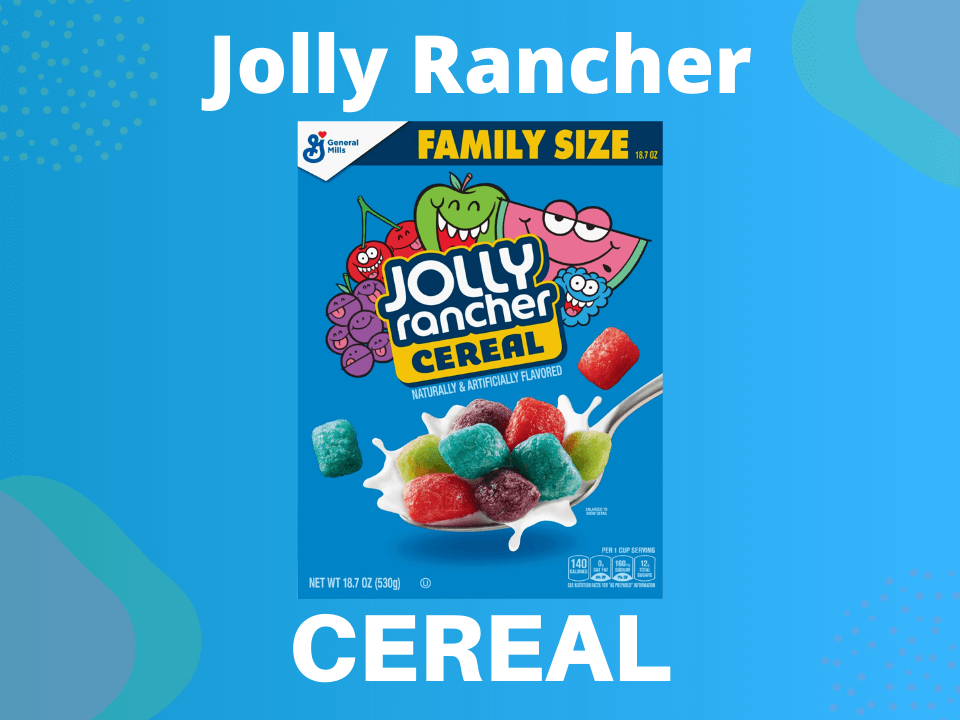 Jolly Rancher cereal